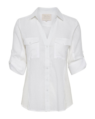 Part Two CORTNIA Shirt