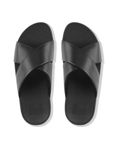 FitFlop Lulu Cross Slide Sandal