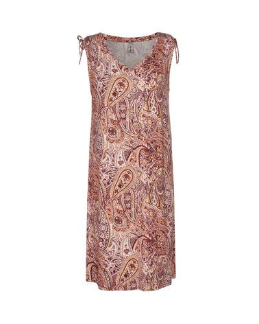 Lækker lyocell-kjole MaricaAOP 97 fra Soyaconcept