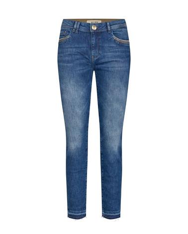 Lækre bomulds-jeans med super pasform. Mos Mosh Sumner Jewel Jeans