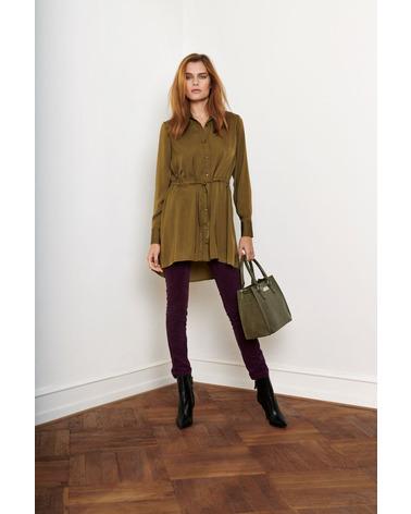Stor shopper taske i flot imiteret krokodille skind. Rosemunde Lima Bag Medium B0261