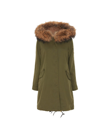 BTFCPH Parka With Fur Inside