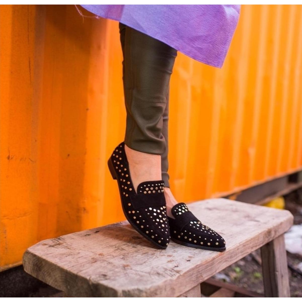 Copenhagen Shoes Molly Suede