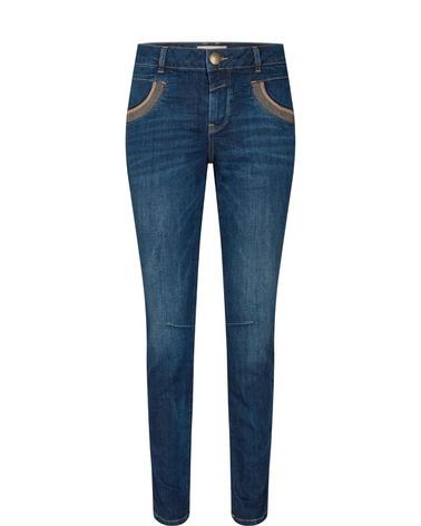 Mos Mosh Naomi Shade Blue Jean