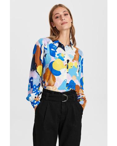 Nümph NuCicely skjorte